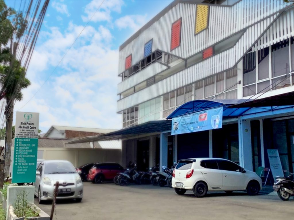 Klinik J&A JNA Health Centre Jatiasih Dokterlink Swab Antigen Covid-19