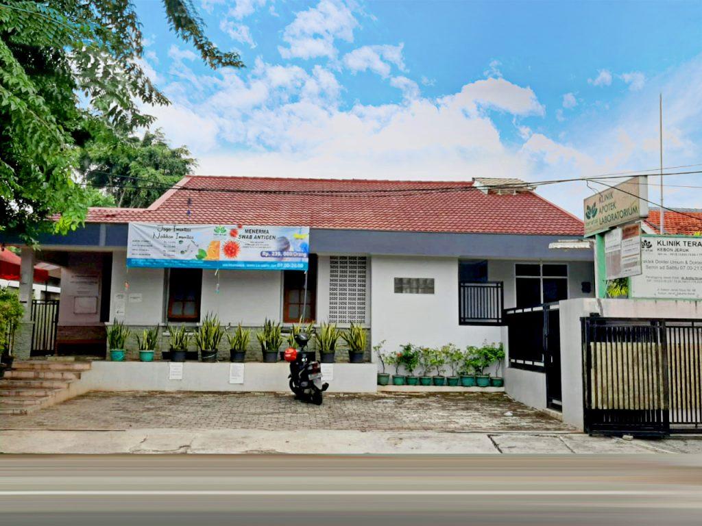 Klinik Teratai Dokterlink Jakarta Barat
