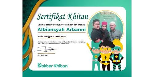 Albiansyah Arbanni