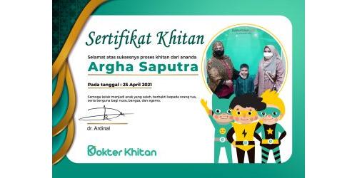 Argha Saputra