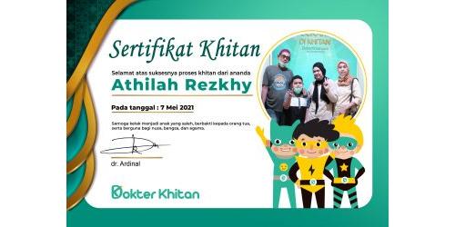 Athilah Rezkhy