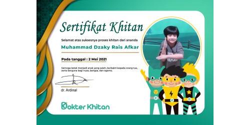 Muhammad Dzaky Rais Afkar